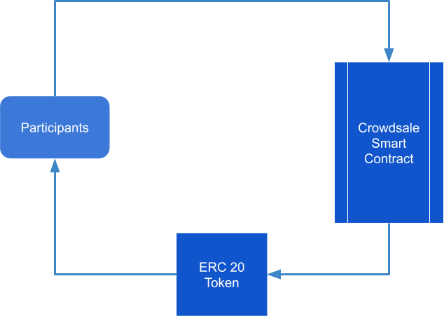 Initial Coin Offering Structure